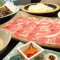 福島県産豚しゃぶしゃぶスタンダードコース