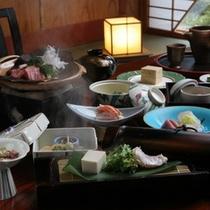 ☆信州会席料理(料理例)