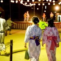 ☆昼神夏祭り(盆踊り)