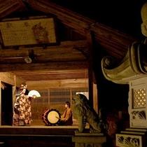☆栗矢神社(無礼講) 500x500
