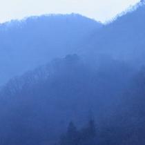 ☆網掛山も綺麗にご覧頂けます