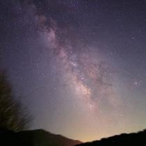 ☆阿智村の夜空 500x500