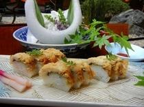 鱧ちり・鱧寿司
