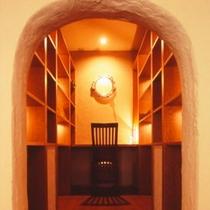 <外山リビングタイプ>の一例 男の隠れ家