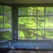 *24時間入浴可能な大浴場
