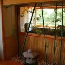 ■露天風呂付客室一例
