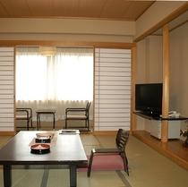 ■8畳客室一例