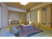 ◆スイート【小野子(おのこ) 502号室】主室10畳(冬)