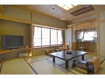 ◆エグゼクティブ【欅(けやき)・ 415号室】、【大樹(たいじゅ) ・315号室】、和室10畳