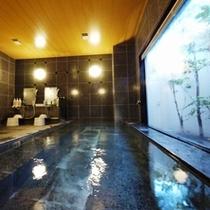 男性大浴場、1日の終わりに大浴場で、リラックスタイム!