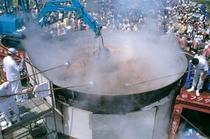 日本一の芋煮会フェスティバル