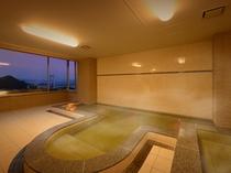はちみつパール風呂本館3階「なごみの湯」