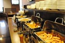 2F レストラン:高崎バイキング朝食