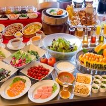 ◆朝食ビュッフェ◆