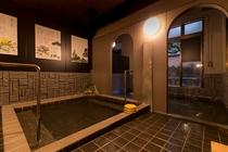 大浴場(天然砂湯)1