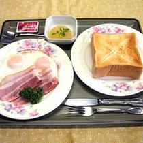 *【洋朝食一例】朝はパン派!というお客様におススメ!