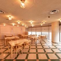 *【食事処・レストランゼリア】朝食はこちらで!会話を交えながらお楽しみください。