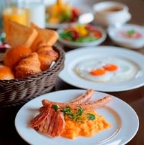 ご朝食(洋食 THE DINER) ※写真はイメージです。