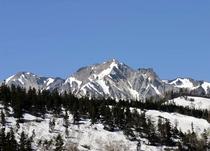 信州の山々