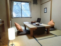 和室6畳(広縁なし)【バス・トイレなし】