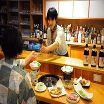 □喜和味カウンター