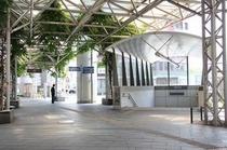 千葉駅〜ホテルまで②