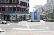 千葉駅〜ホテルまで③