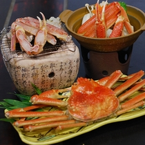 【蟹づくし】 蟹1杯+蟹料理6品♪