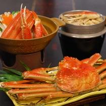 【蟹三昧】 蟹1杯+蟹料理3品♪