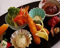 ご予約のみ・お子様料理¥1540