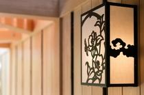 露天風呂付き客室 鍛冶の明かり
