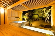 露天風呂付き客室 (夜景3)