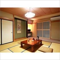 スタンダードおまかせ和室のお部屋イメージ