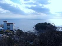 外観(旅館+恵比須島・昼)