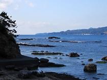 恵比須島からの風景①
