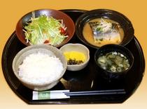 鯖味噌定食2012