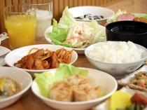 朝食イメージ②2012