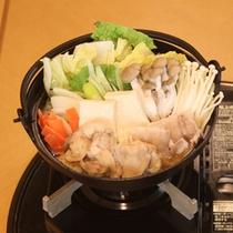 鶏野菜味噌鍋1x1