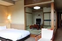 ホテル和洋室