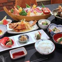 ■ 夕食の一例