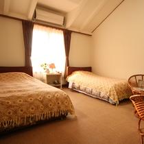 ■ ツインベッドのお部屋