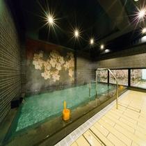 大浴場:高濃度炭酸泉~福来路-ふくろう-の湯~②