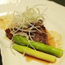 三田牛フィレステーキ一例②