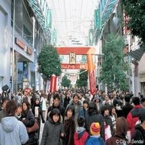 ◇仙台恒例の初売り!!県内外から多くの方が福袋などを目当てに訪れます!!