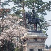 ◇仙台の戦国武将はやっぱり伊達政宗公。大河ドラマでも有名になりました♪