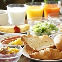 ◇朝食バイキング