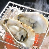 焼牡蠣イメージ