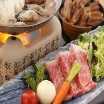 牡蠣・ふぐ・牛肉・穴子を使った4大グルメ満喫プランイメージ