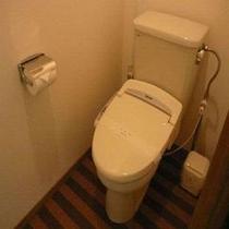 客室内トイレ