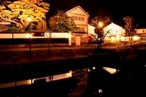 美観地区(夜間照明)1